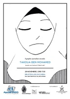 Il graphic journalism secondo Takoua Ben Mohamed